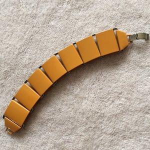 Jcrew Mustard bracelet